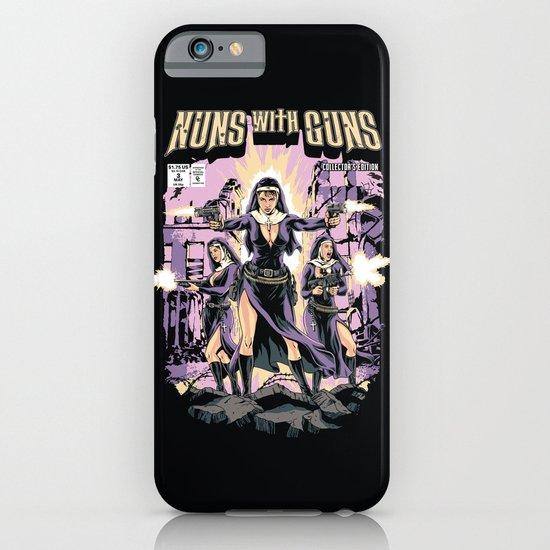 Nuns With Guns iPhone & iPod Case