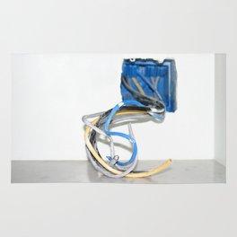 Wire Box Rug