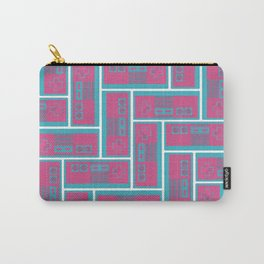 Classic pattern Carry-All Pouch