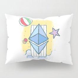 ETH #worthit Pillow Sham