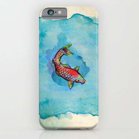 Small Fish. Small Pond. iPhone & iPod Case