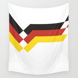 Soccer Germany 1990 Wall Tapestry