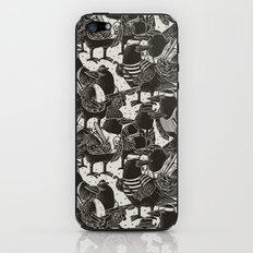 Murder Weapons iPhone & iPod Skin