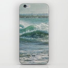 Against the Wind iPhone Skin