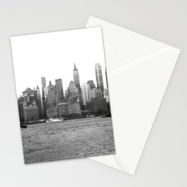 Lower Manhattan, New York City. 1941 Stationery Cards