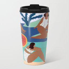 Fruity Bay Metal Travel Mug