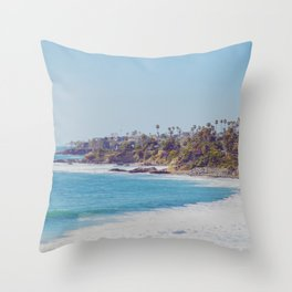 Laguna Shores Throw Pillow