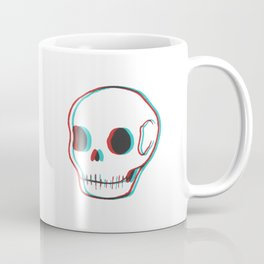 3DSkull Coffee Mug