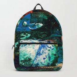 Mini World Environmental Blues 1 Backpack