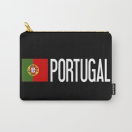 Portugal: Portuguese Flag & Portugal Carry-All Pouch