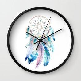 Dream Catcher Wall Clock