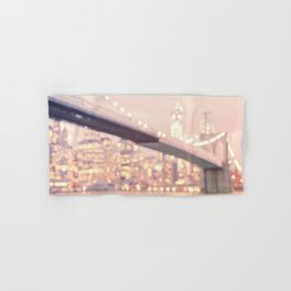 Brooklyn Bridge Hand & Bath Towel