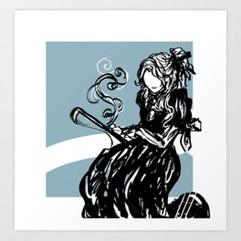 Cosette 1 Art Print