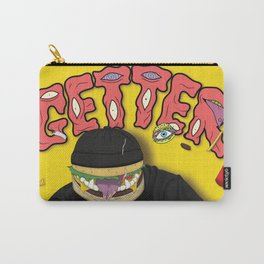Getter burger head Carry-All Pouch