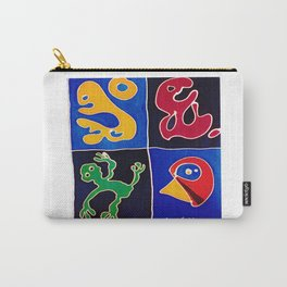 GESTATION               by Kay Lipton Carry-All Pouch
