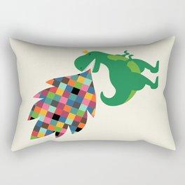 Rainbow Power Rectangular Pillow