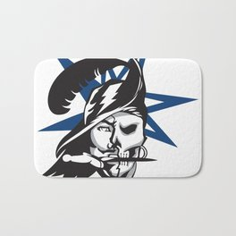 2017 Tampa Sports Logo Buccaneers Rays Lightning Bath Mat