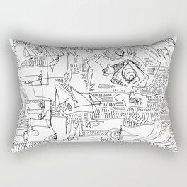 Hooligans Rectangular Pillow