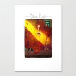 Yerba mate Canvas Print