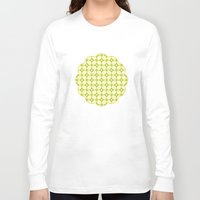 batik Long Sleeve T-shirts featuring Batik Cap by Franciska Windy