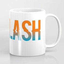 Hot Flash - White Background Coffee Mug