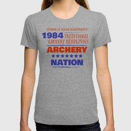 1984 ARCHERY NATION T-shirt