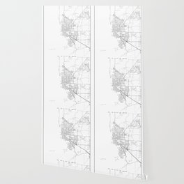 Minimal City Maps - Map Of Boulder, Colorado, United States Wallpaper
