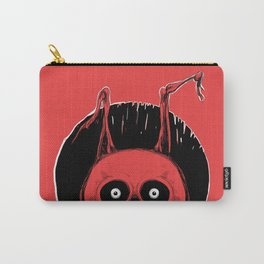Hungry Rabbit Carry-All Pouch