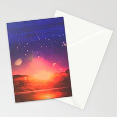 Stars Dance Stationery Cards