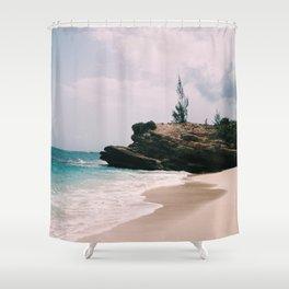 Mullet Bay Shower Curtain
