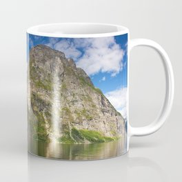 Geiranger Panorama Coffee Mug