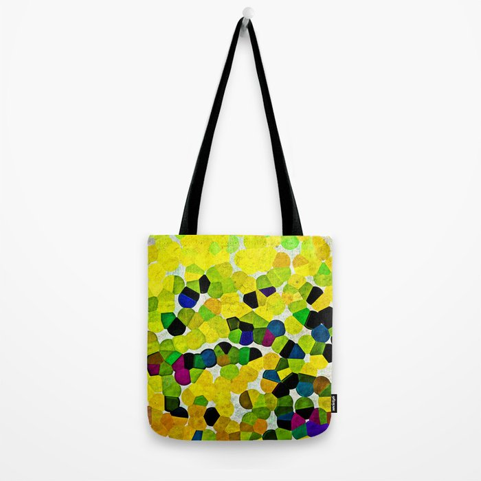 HARMONY IN LEMON Tote Bag