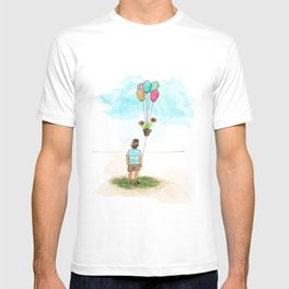 The Plant's First Flight T-shirt