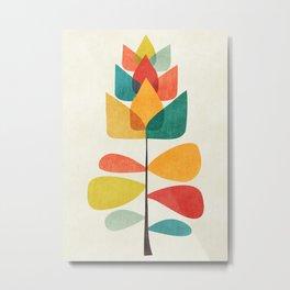 Spring Time Memory Metal Print