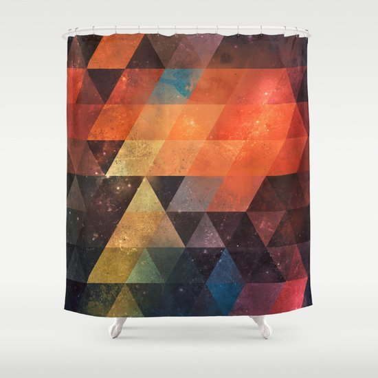 nyst Shower Curtain