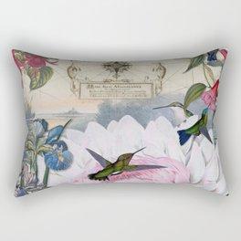 Enchanted Garden 2 Rectangular Pillow