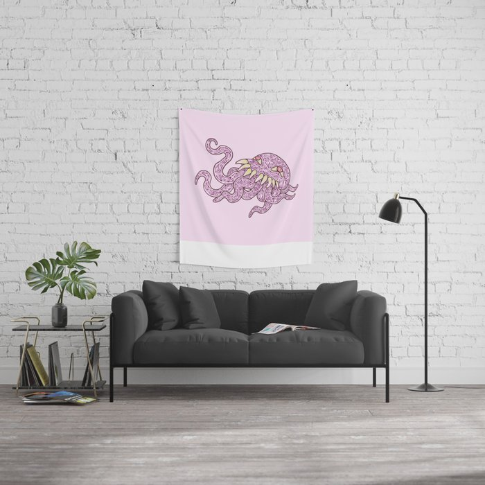 Ultros Colour Wall Tapestry