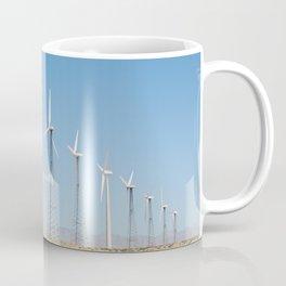 San Gorgonio Pass wind turbine Coffee Mug
