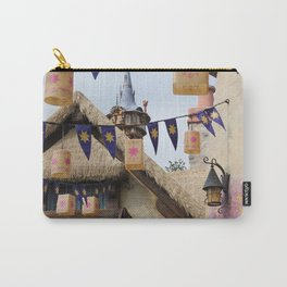 Tangled Tower Carry-All Pouch