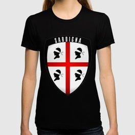 Sardegna - stemma T-shirt