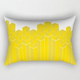 Wheat Rectangular Pillow