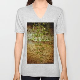 Trailing Unisex V-Neck