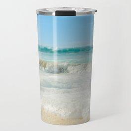 Aloha Kapukaulua Beach Travel Mug