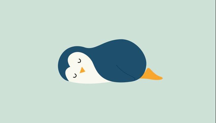 Little Blue Pillow Sham