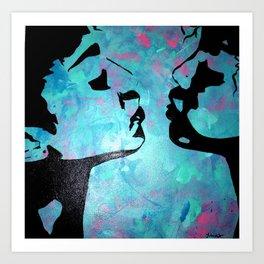 Love Yo Self Art Print
