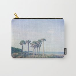 Seven Palm Trees Carry-All Pouch