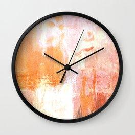 Ricordi dell'Infanzia: Osserva Sopra il Muro Wall Clock