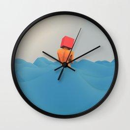 Perception Wall Clock
