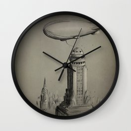 The Mooring Wall Clock