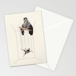 Strings Attached #2 Stationery Cards